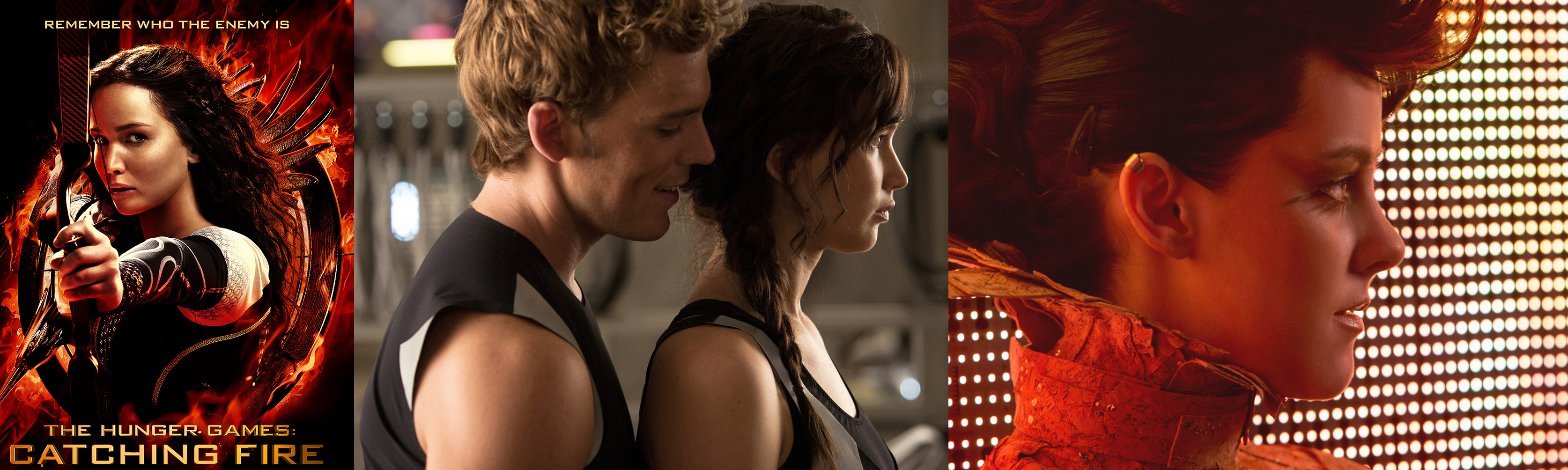 The Hunger Games Catching Fire 2013 Movie Review Absolutebadasses