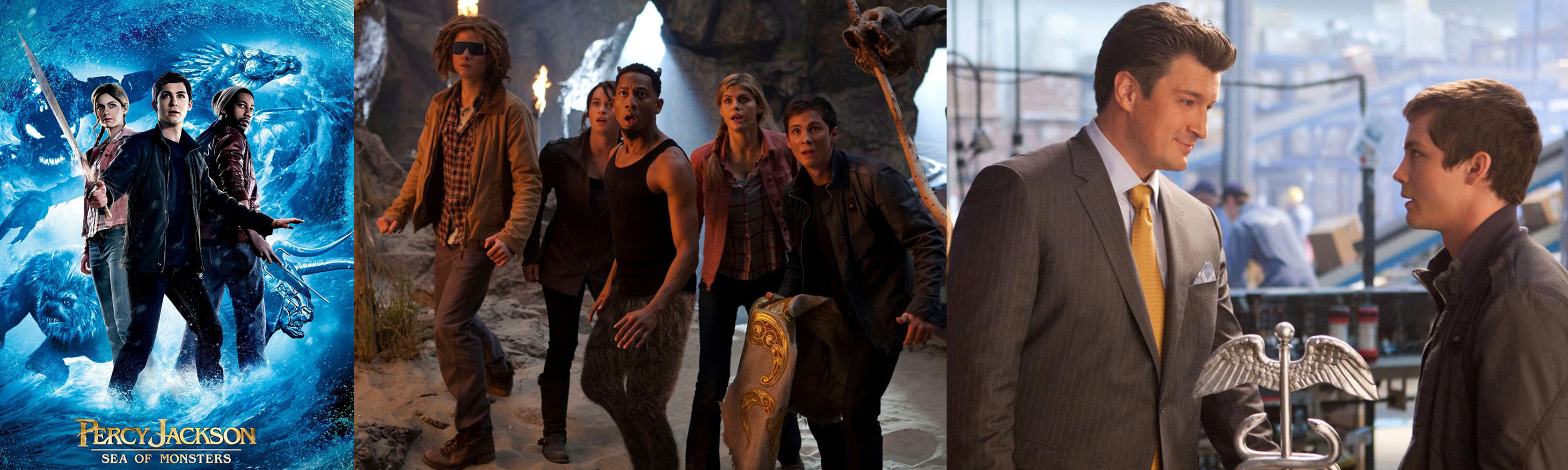 Percy Jackson Sea Of Monsters 2013 Movie Review Absolutebadasses