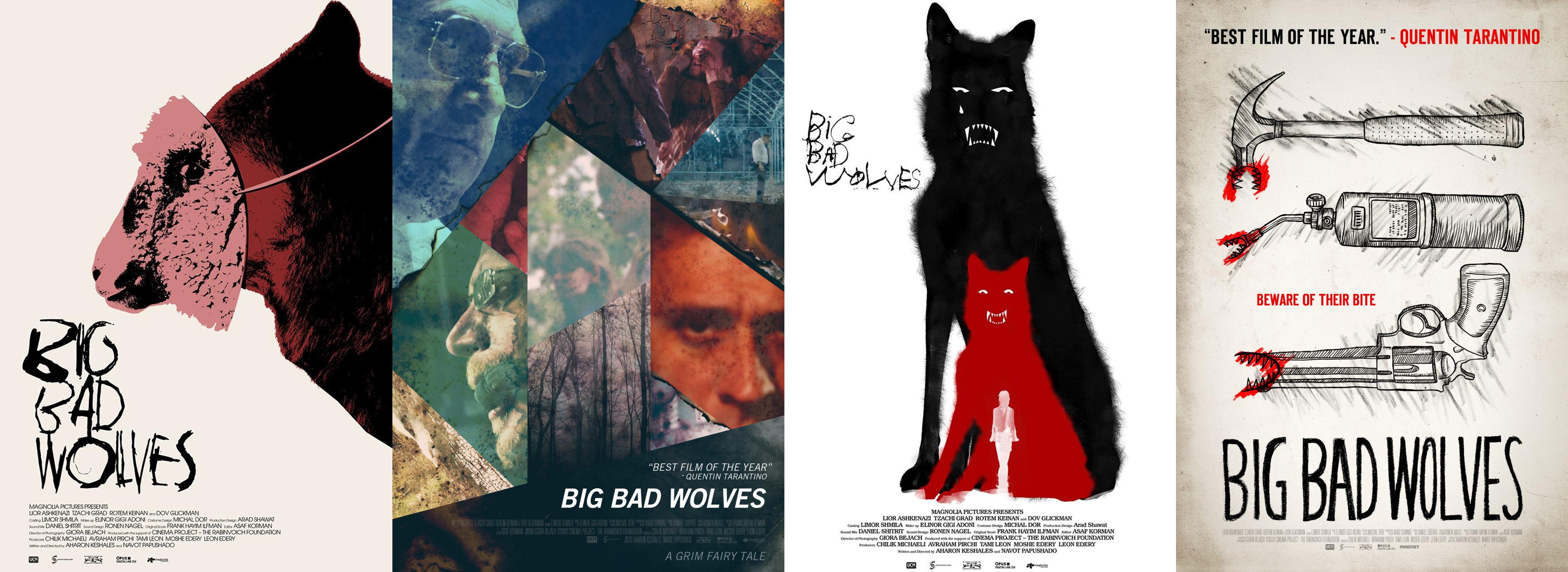 big bad wolf movie poster - photo #12