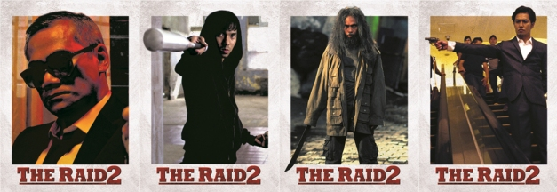 THERAID2TRADINGCARDS-BADASS