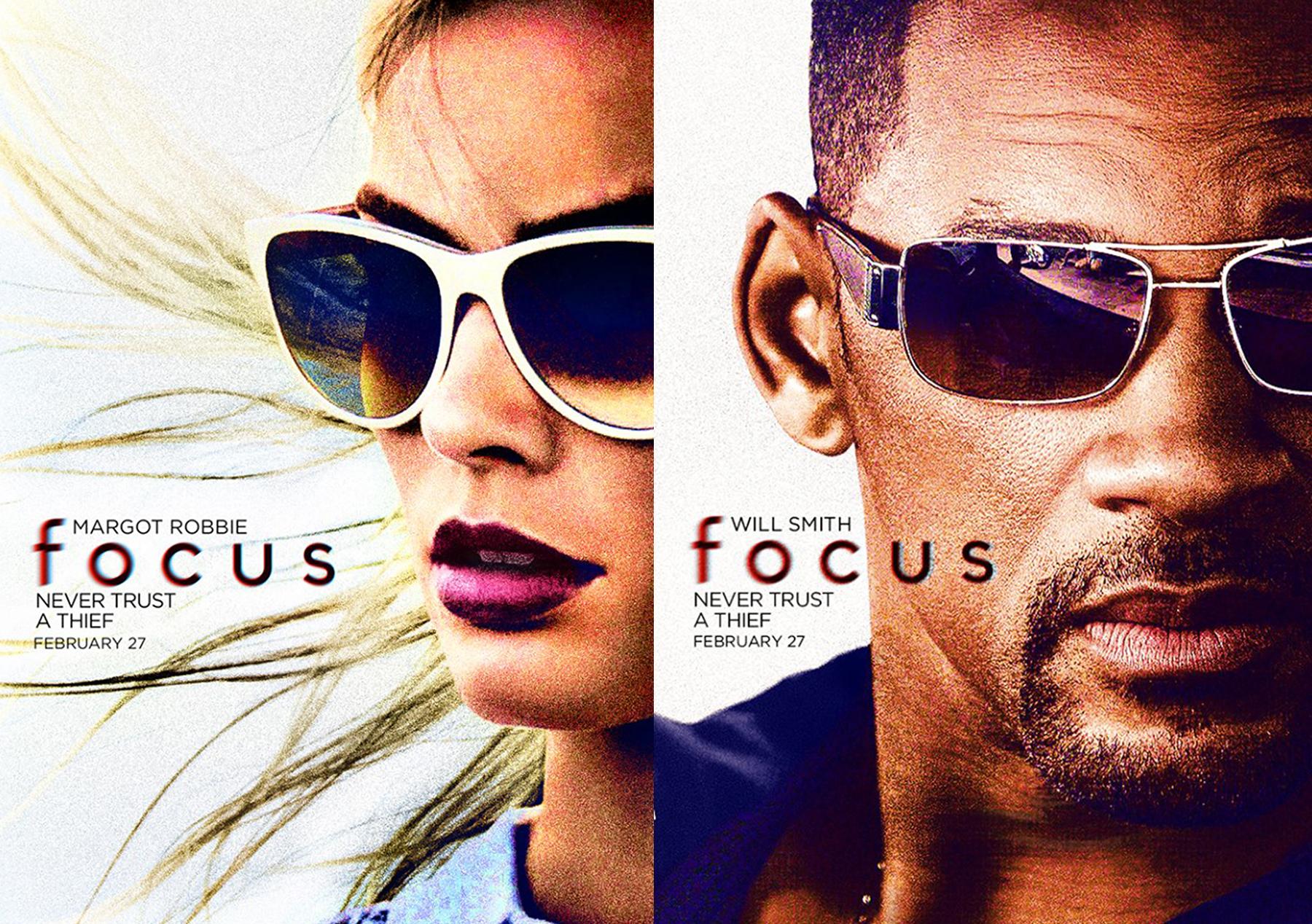 Focus - Maestros de la Estafa - Dual + Sub - HD - (2015)