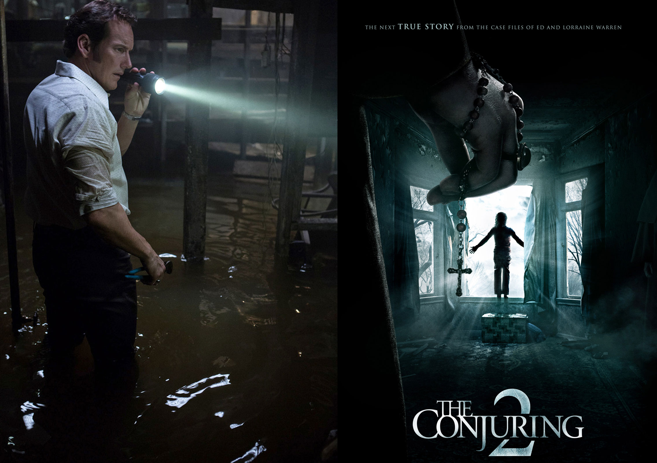 Image result for conjuring 2 poster