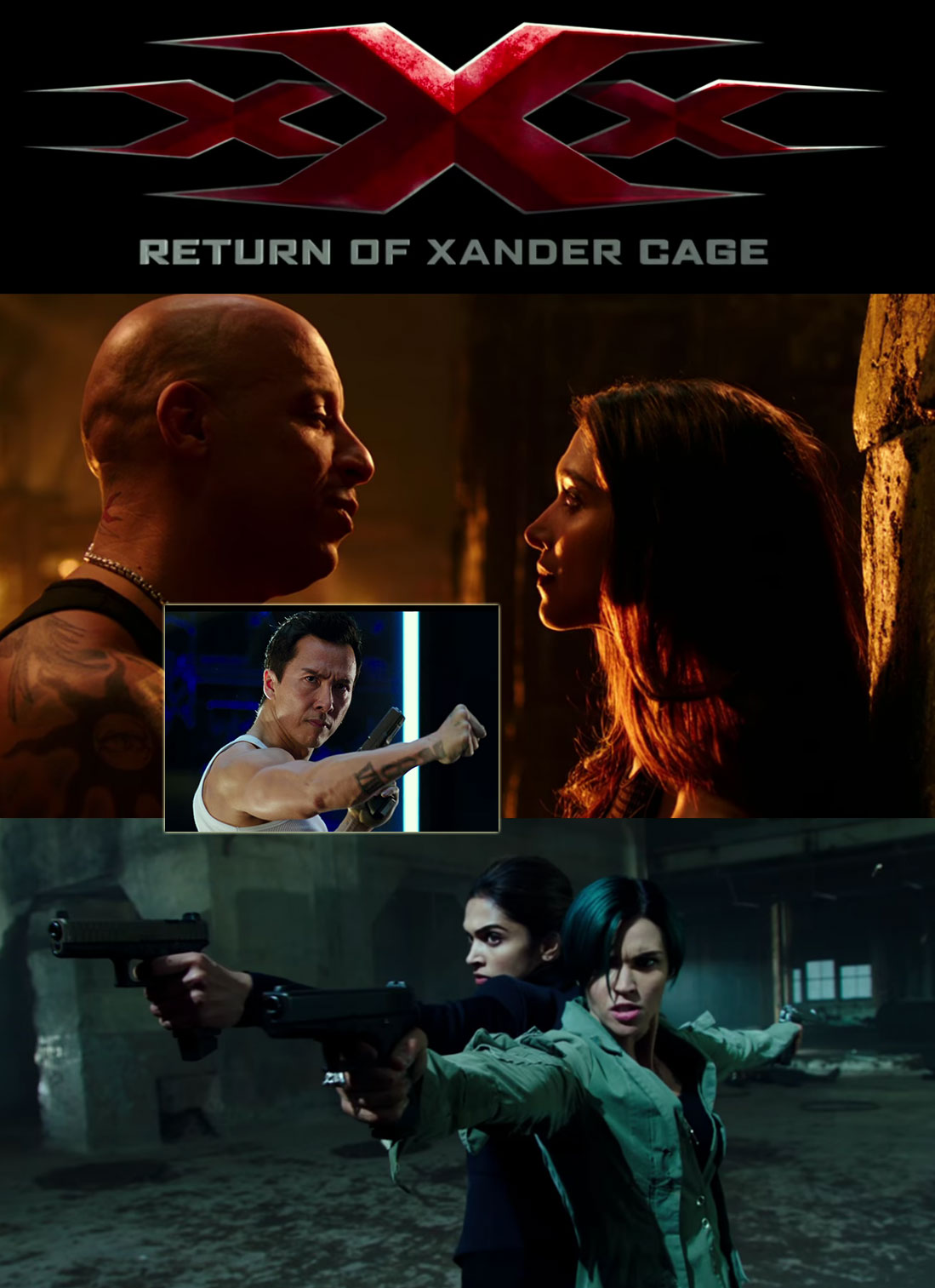 Recent Watch Xxx Return Of Xander Cage 2017 Absolutebadasses